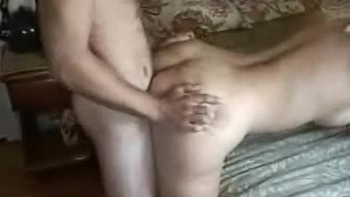 Amateur MILF gets fingered and fucked on camera!