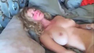 Real MILF Orgasm!