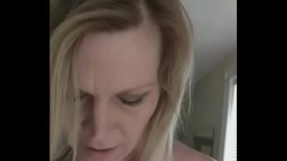 Horny mom has huge orgasm!!